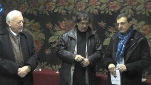"""Rectorul Universității """"Babeş-Bolyai"""" din Cluj, în vizită la Muzeul Memorial """"Vasile Goldiș""""!"""
